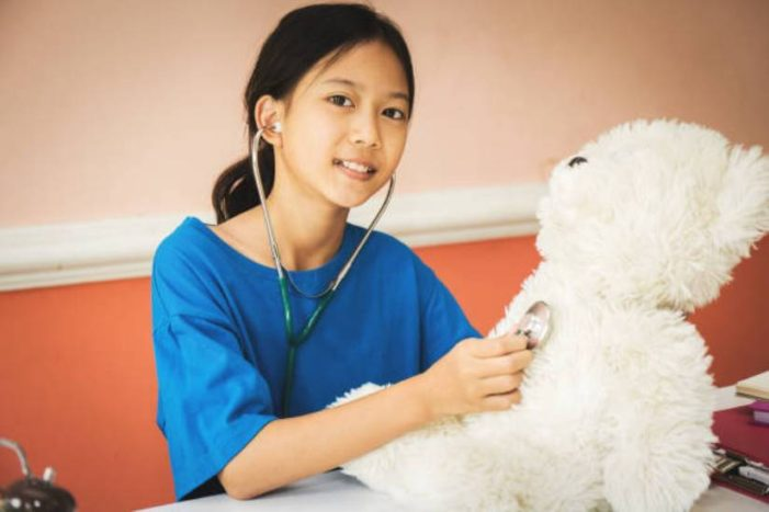 Adecco Thailand Survey Show Thai Children's Top Dream Job is Being a Doctor