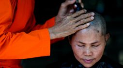 Female Monks Challenges Male Dominance of Thailand's Buddhist Orders