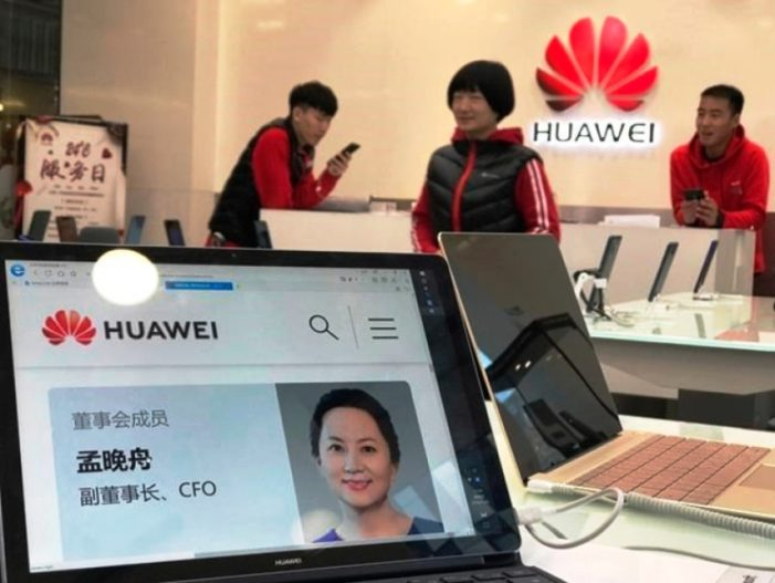 U.S. Department of Justice Formally Charges Huawei CFO With Bank, Wire Fraud