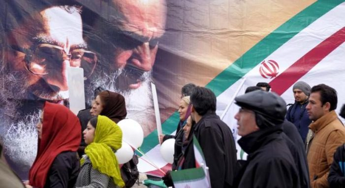 The Islamic Revolution That Has Turned Into a Nightmare for Iran