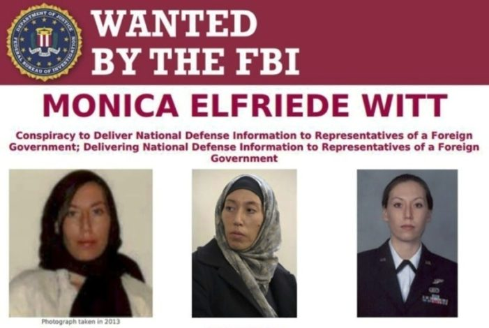 Former US Air Force Intelligence Official Charged With Spying for Iran