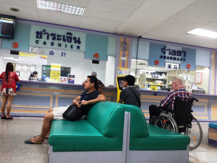 Patients Can Buy Medicines Outside of Private Hospitals in Thailand