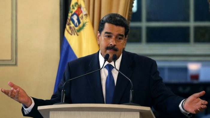 "Venezuelan ""Socialist Dictator"" President Nicolas Maduro Closes Border With Brazil to Stop Foreign Aide"