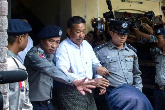 Myanmar Court Gives Death Penalty to Murder of Aung San Suu Kyi Advisor