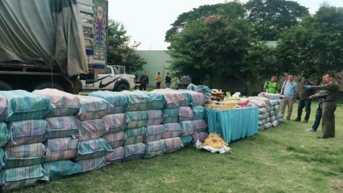 Seizures of High-Quality Crystal Meth Surge Tenfold in Thailand