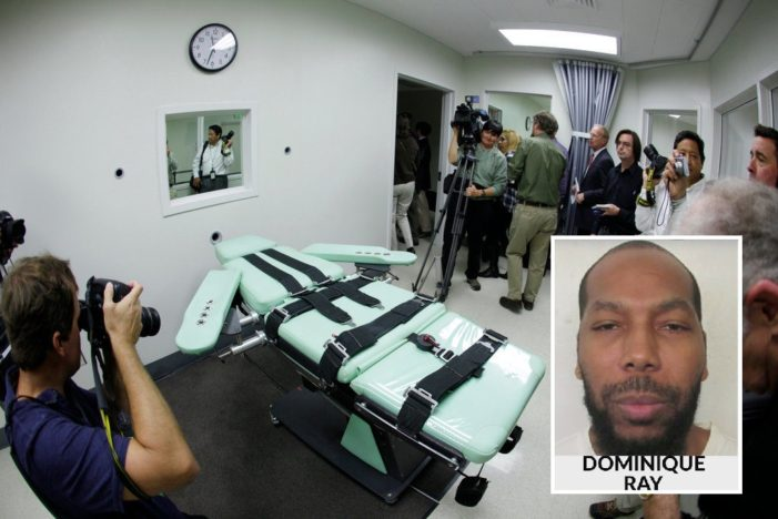 US State of Alabama Executes Muslim on Death Row By Lethal Injection