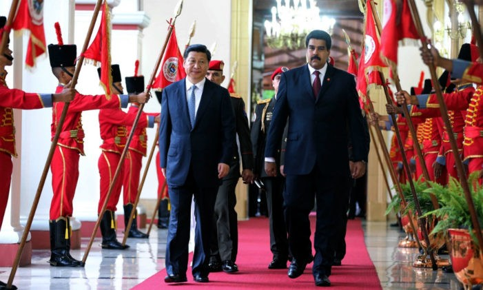 Venezuela is Another Black Eye for China's Economic Diplomacy