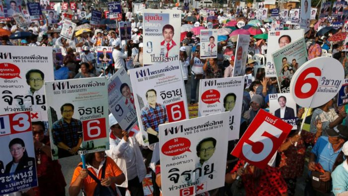 Thailand's March 2019 Election: What Should We Know