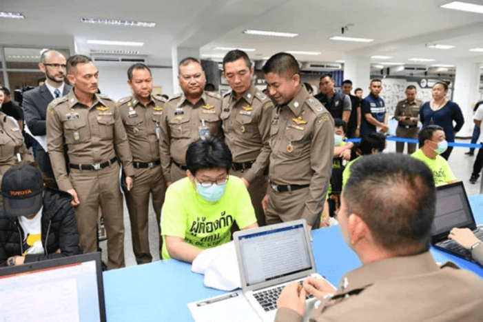 South Korean Wanted on Interpol Red Notice for Fraud Arrested in Bangkok
