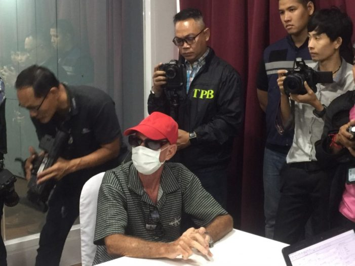 Dutch Fugitive Wanted in Netherlands of Human Trafficking Arrested in Thailand
