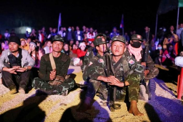 Karen National Union (KNU) Celebrates 70 Years of Ethnic Armed Resistance in Myanmar