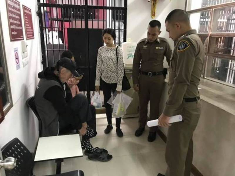 74 Year-old German Murder Suspect Arrested in Chiang Rai After 9 Years on the Run in Thailand