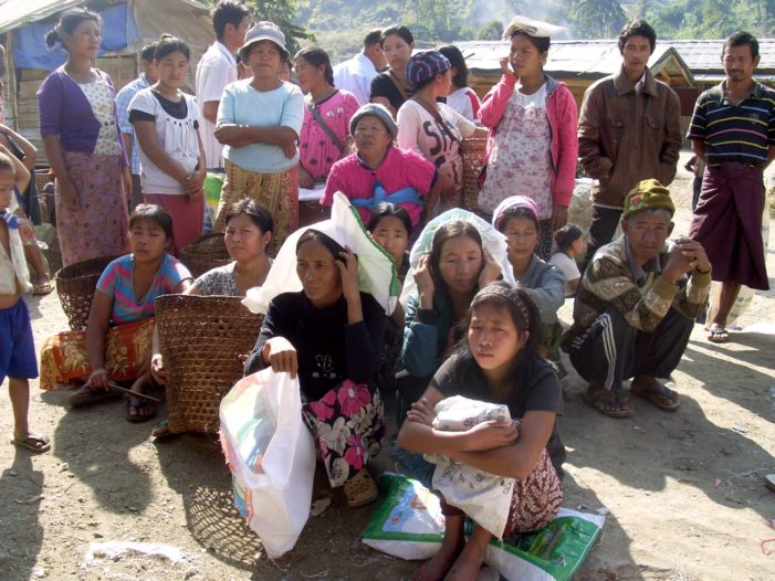 Myanmar, China Failing to Stop the Brutal Trafficking of Young Burmese Women