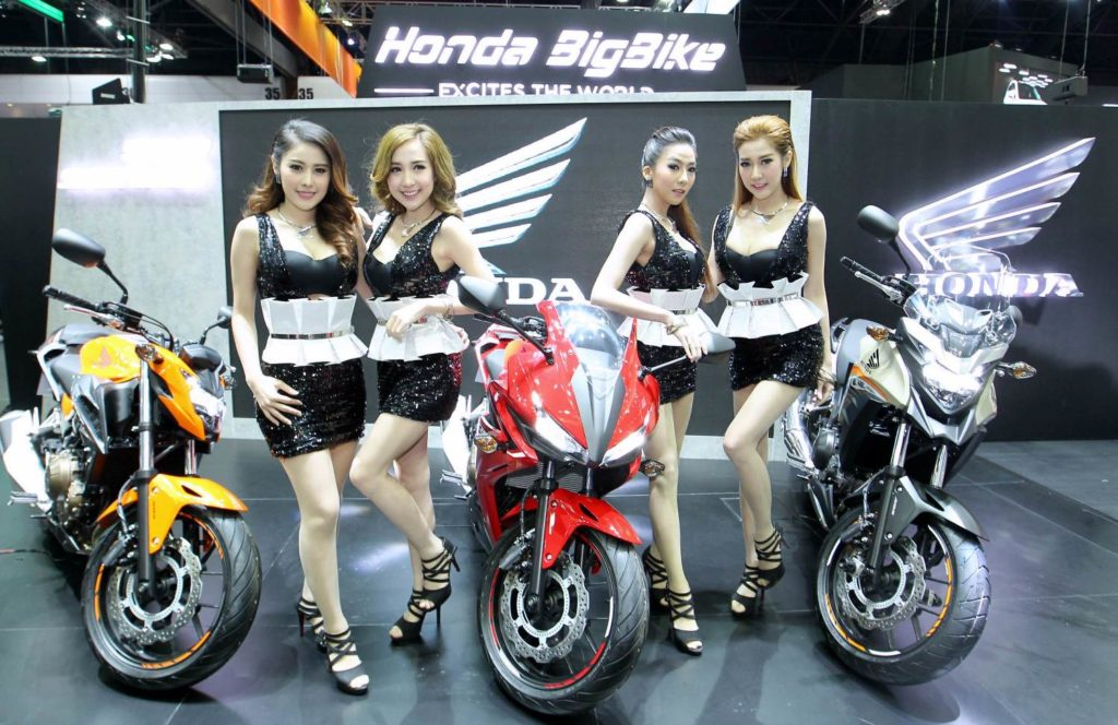 Honda Japan Forecasts a Sales Decline in Thailand's Motorcycle Market