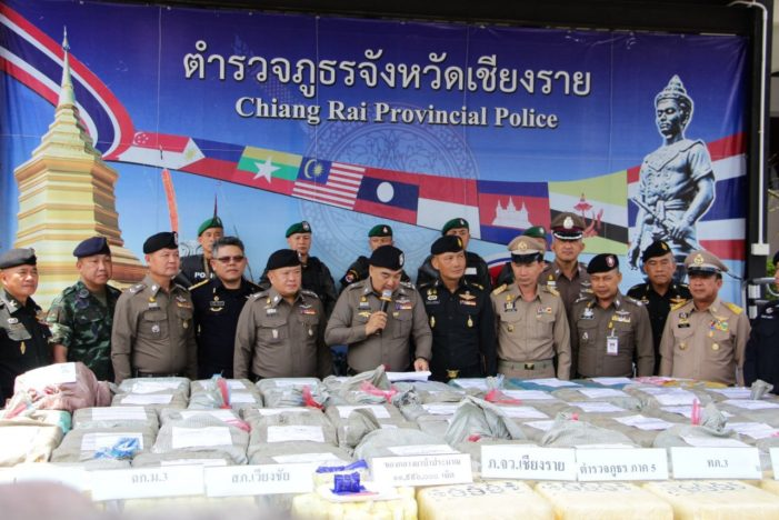 UN Says Methamphetamine Production in Southeast Asia Has Reached Record High