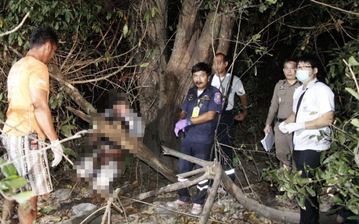 Foreigner Found Dead Hanging From a Tree in Central Thailand
