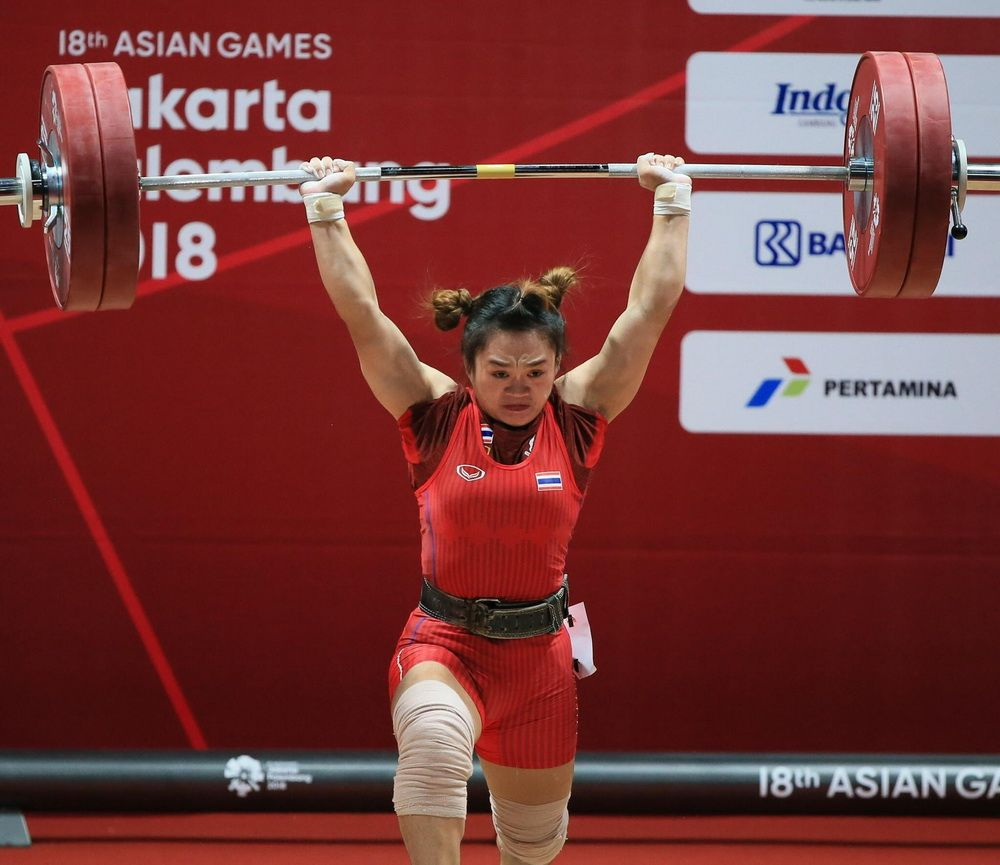 Thailand, IWF, Weightlifting, doping ban