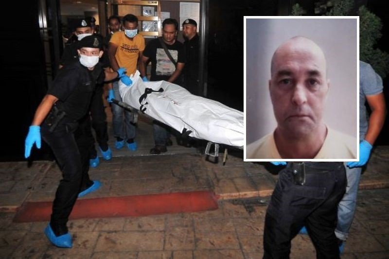 50 Year-old Irishman Stabbed to Death in Penang Malaysia, 2 Arrested