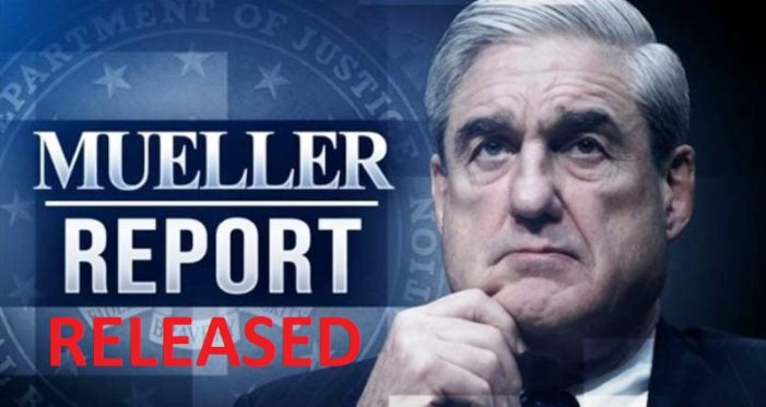 Special Counsel Robert Mueller Delivers Report to US Attorney General