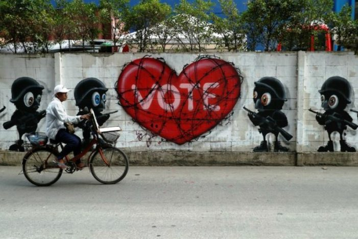 """Growing Criticism and Concerns about """"Irregularities"""" in Thailand's Chaotic Election"""