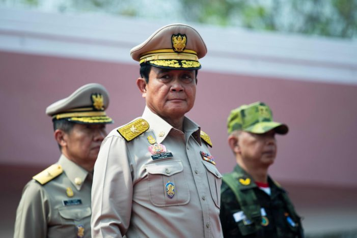 The Battle for Democracy in Thailand – Will the Junta Stay or Go?