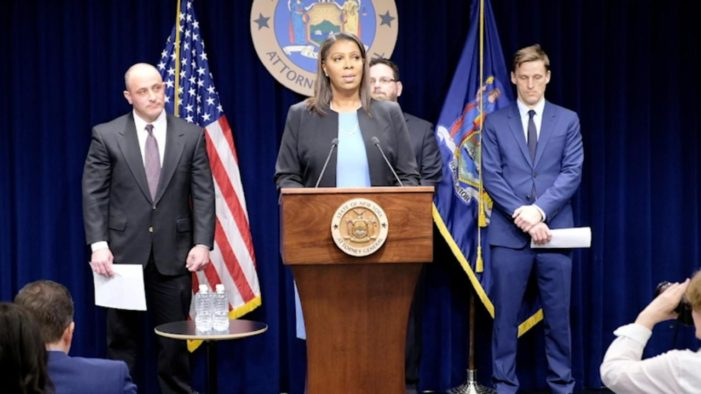 New York Democrat Attorney General Targets Family Behind OxyContin