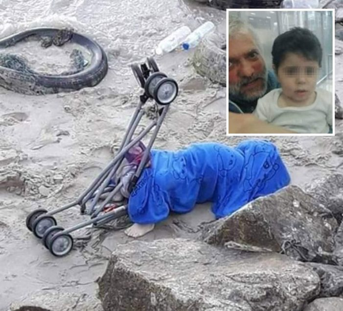 Pattaya: Jordanian Man Kills His 2 Year-Old Son by Tying Him to His Stroller Then Tossing Him into the Sea