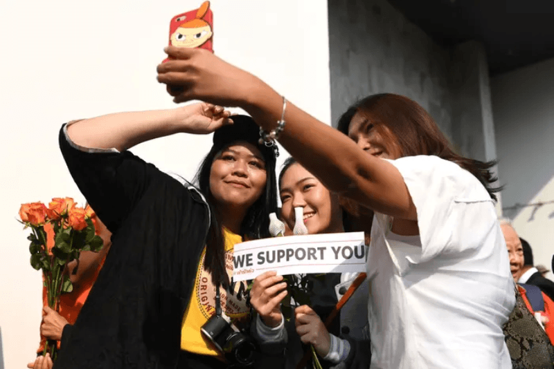 Thailand's Election Commission Warns Over Selfies at the Ballot Box