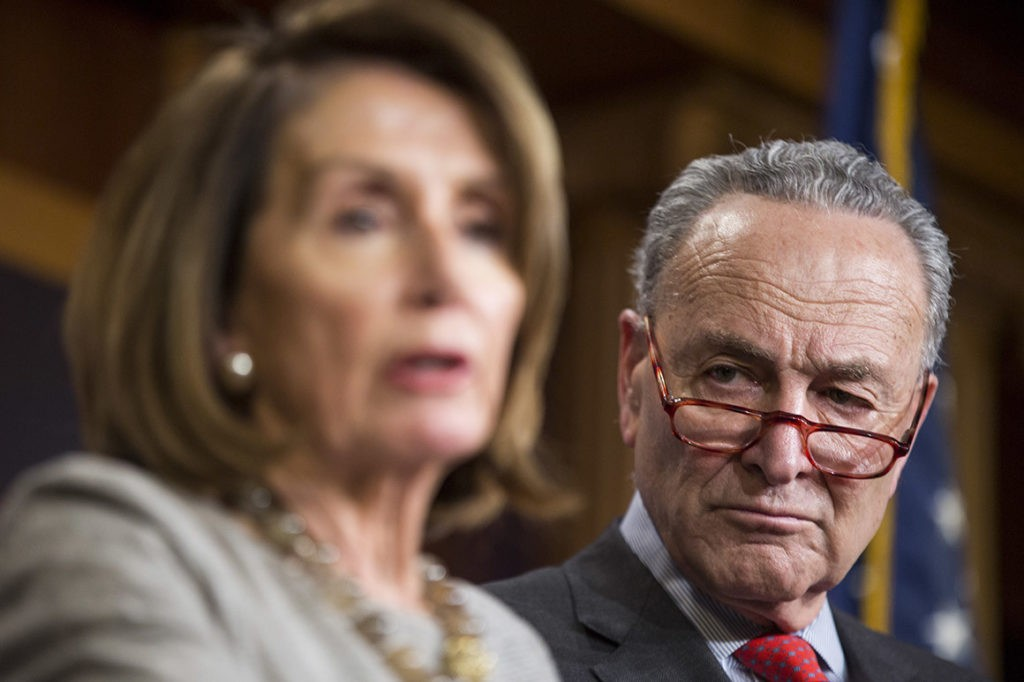 Top Democrats Now Trying to Link President Trump to Human Trafficking