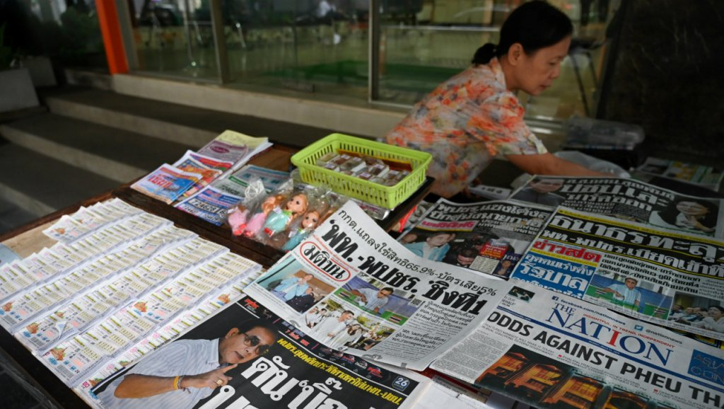 Thai Politics in Limbo with Delayed Election Results And Accusations Of Cheating