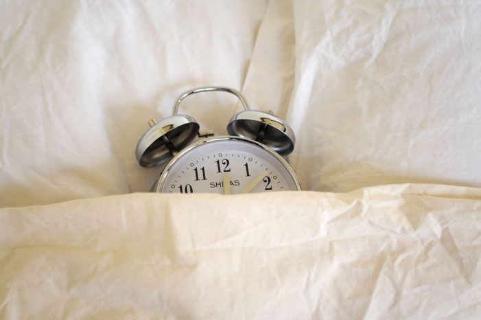 Tips for Conquering the Global Sleep Epidemic