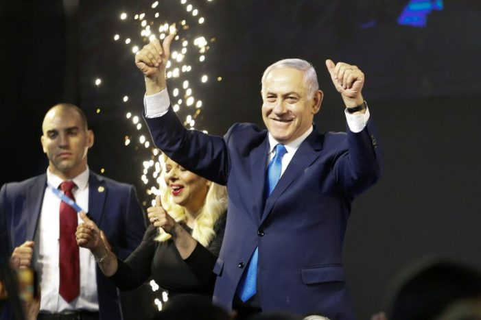 Benjamin Netanyahu Claims Victory in Israels National Election