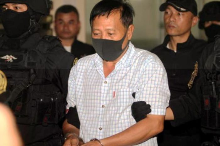 Northern Thailand Drug Czars Son in Law Captured in Chiang Mai After 16 Years on the Run