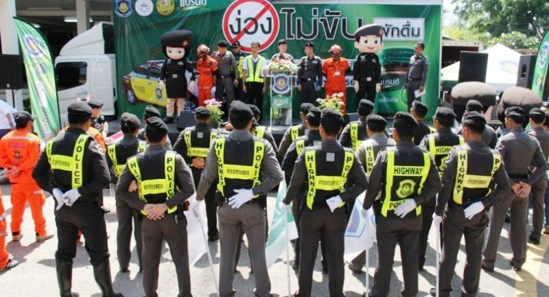 Thailand's Ministry of Transport Prepares Road Safety Measures for Songkran's Seven Dangerous Days