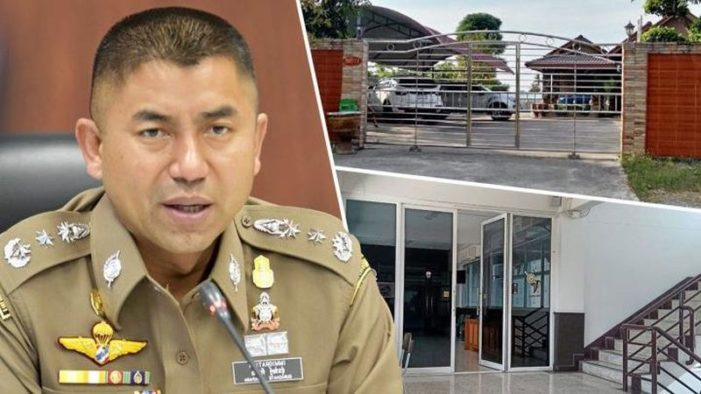 Pol Lt Gen. Surachate Hakparn to Serve as Special Adviser to the Prime Minister's Office