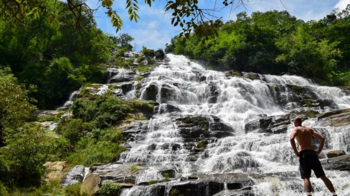 Mae Ya Waterfall Is One of the Most Beautiful Sights in Northern Thailand