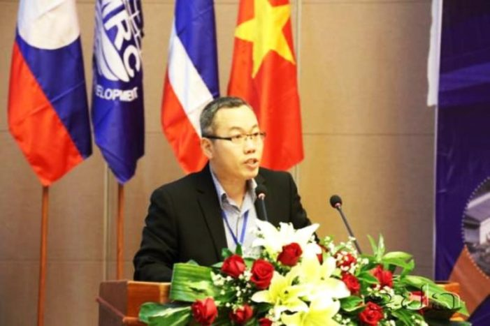 Mekong River Commission (CEO) Talks About Mekong Rivers Unprecedented Risks and Challenges