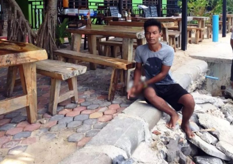 21 Year-old British Tourist Raped By Ferry Worker on Phi Phi Island