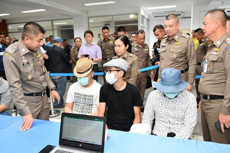 Mongolian Rappers Busted in Bangkok for Stealing Tourists Wallet