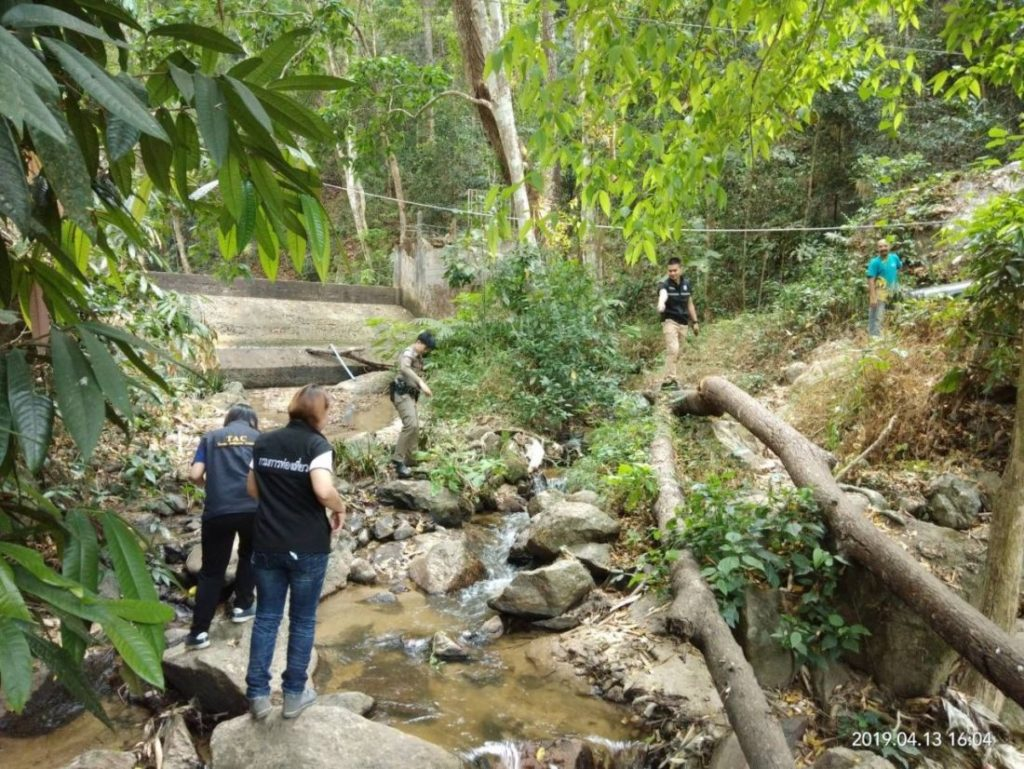 25 Year Old Canadian Falls to his Death From Zipline in Chiang Mai, Thailand