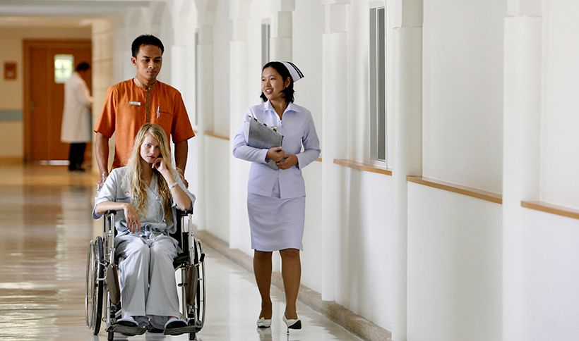 "Report Finds More than Half of Thailand's Private Hospitals ""Way Overcharging"" Patients"