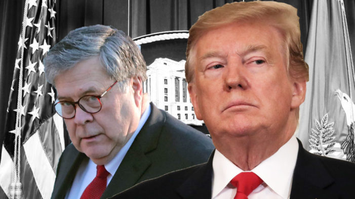 President Trump Green Lights Attorney General Barr to Investigate the Deep States House of Cards