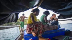 Swiss Recycling Project Empowers Thailand's Moken Sea Nomads