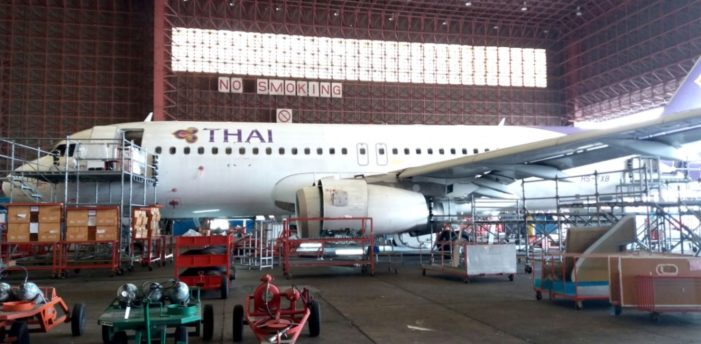 Thailand's Aggressively Working to Become a Leader in the Aerospace Industry