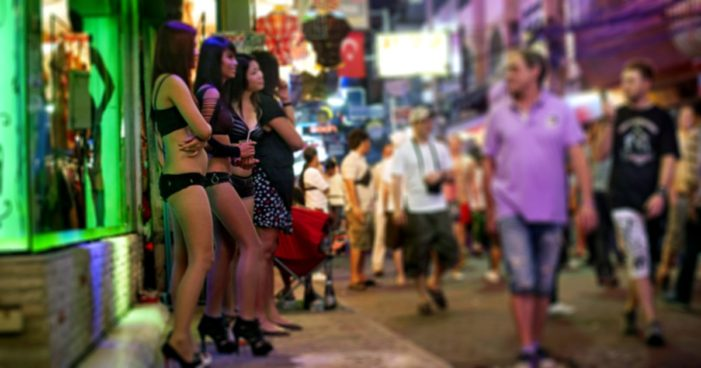 Thailand to Continue Crackdown on Human Trafficking as a National Priority