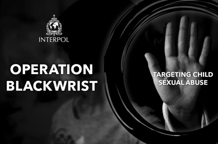 """Interpol Takes Down """"Dark Web"""" Pedophile Ring, Fifty Children Rescued"""