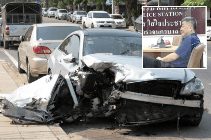 Drunk Driving Businessman Who Killed Policeman and His Wife Agrees to Pay US$1.4 Million in Damages