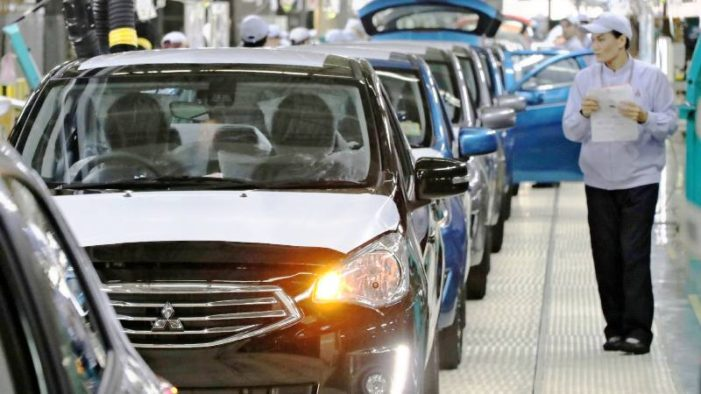 Thailand's Automotive Exports Down 7.5% Hitting the Lowest Volume in 2 Years