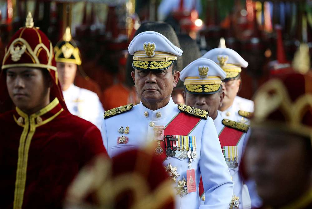 More than a Third of Thailand's Appointed Senators Linked to Military, Police
