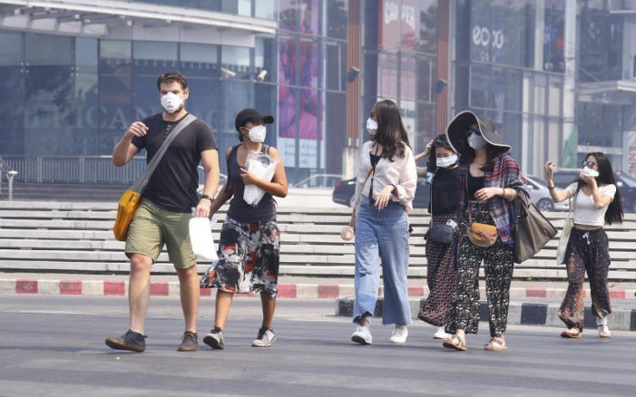 Medical Study Links Haze in North Thailand with Rising Cases of Respiratory Diseases